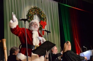 JC Annual Holiday Concert in Loews Theater